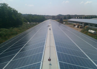 PV POWER PLANT CAPRINO VERONESE