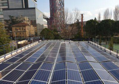 PV POWER PLANT ROGNER TIRANA