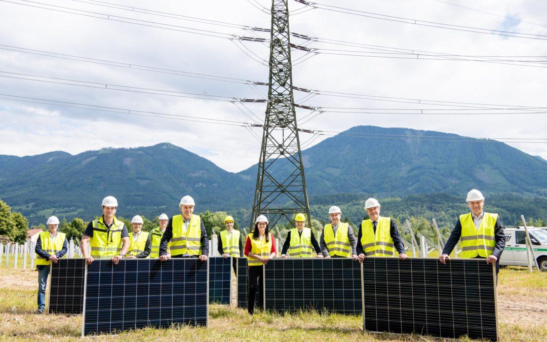 KPV Solar baut für VERBUND