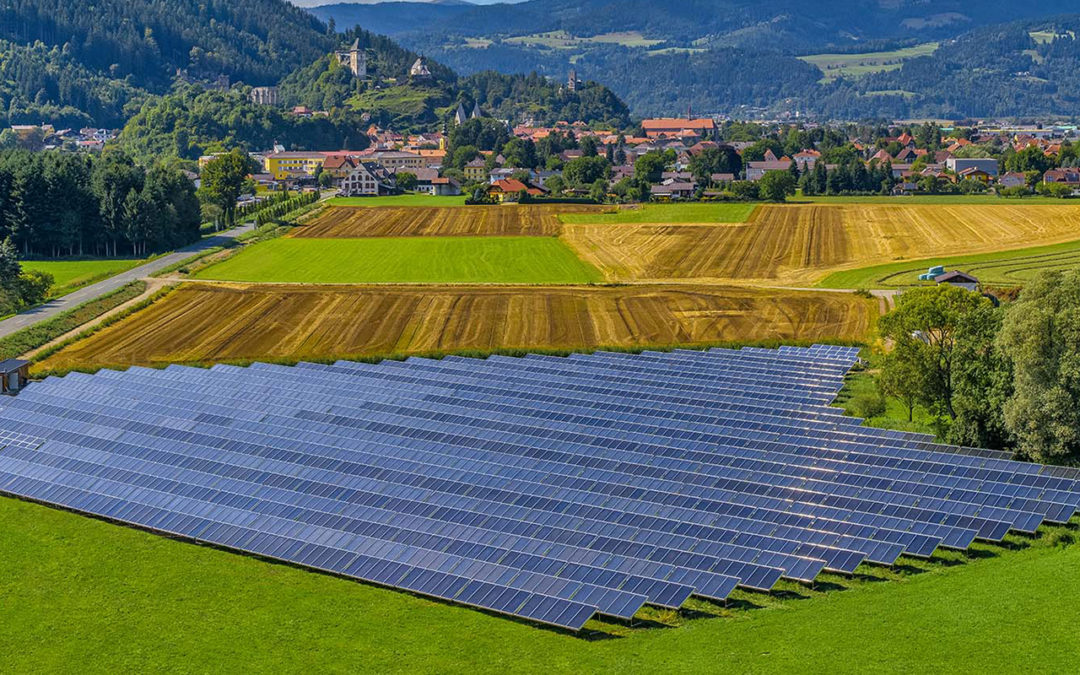 Largest solar thermal plant in Austria opened